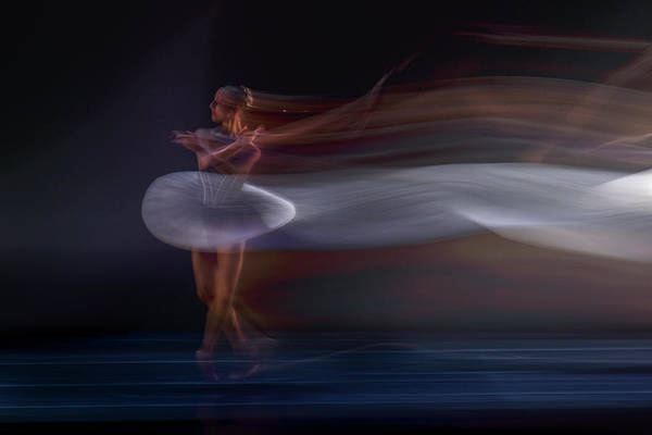 Wall Art - Photograph - Ballerina by Libby Zhang