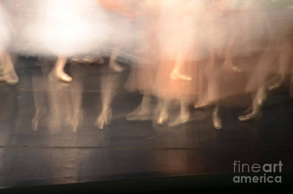 Photograph - Ballet Abstract by Randy J Heath