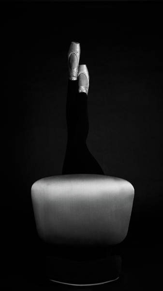 Wall Art - Photograph - Ballet by Bettina Tautzenberger
