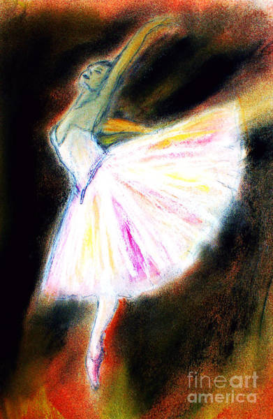 Pastel - Ballet by Michael Cross