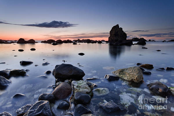 County Antrim Wall Art - Photograph - Ballintoy by Rod McLean
