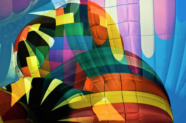Air Balloon Wall Art - Photograph - Balloons by Jerry Berry