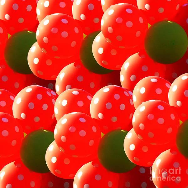 Photograph - Balloons by Xueling Zou