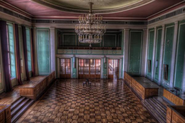 Victorian House Digital Art - Ballroom Beauty by Nathan Wright