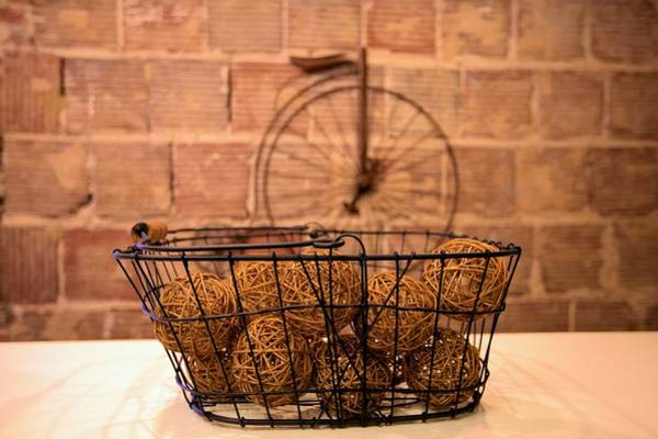 Photograph - Balls In The Basket by Gordon Elwell