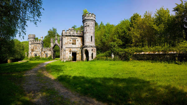 County Waterford Photograph - Ballysaggartmore Towers, Lismore by Panoramic Images