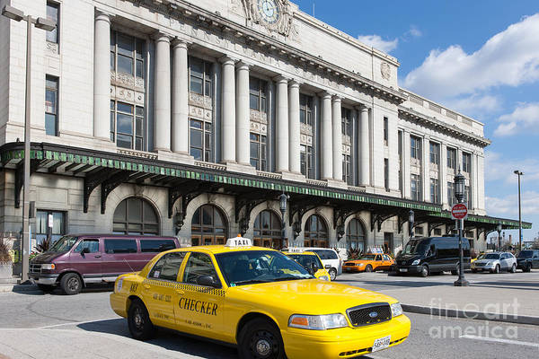 Photograph - Baltimore Pennsylvania Station I by Clarence Holmes
