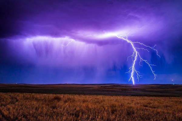 Nebraska Landscape Photograph - BAM by Bryce Bradford