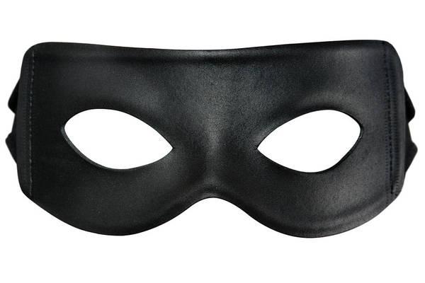Bandit Mask Art Print by RoyalFive