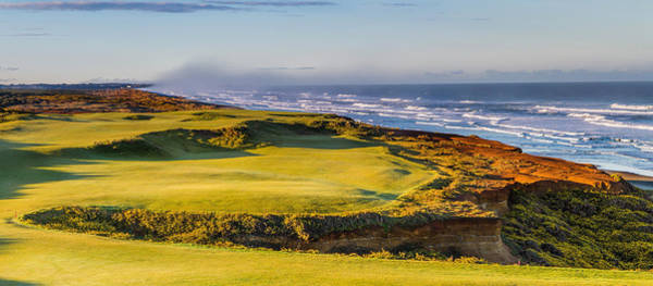 Linked Photograph - Bandon Dunes Hole 17 by Mike Centioli