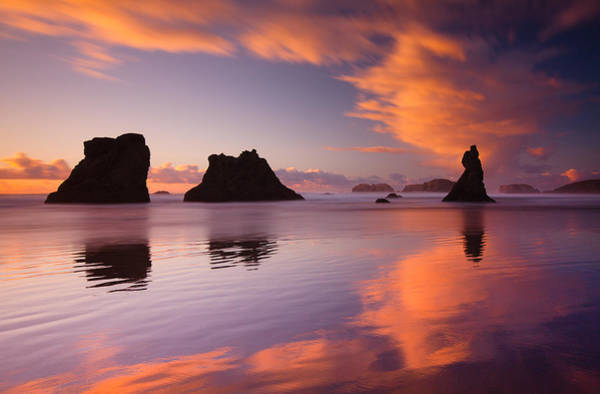 Photograph - Bands Of Bandon by Darren  White