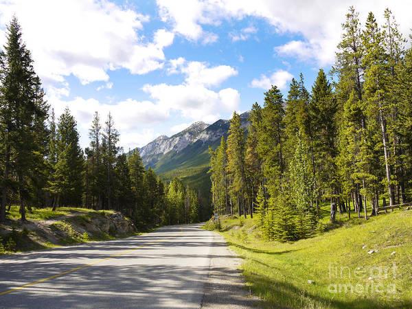 Photograph - Banff National Park by Brenda Kean