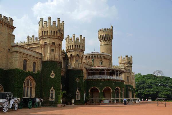 Bangalore Photograph - Bangalore Palace by Photo By Bhaskar Dutta