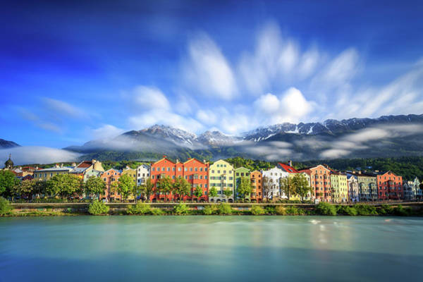 Photograph - Bank Of River Inn by Photography By Gergo Kazsimer