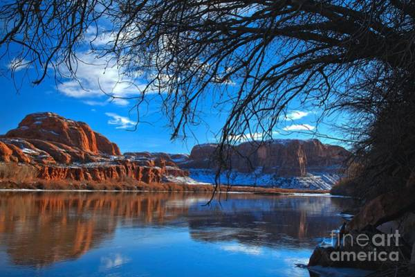Photograph - Banks Of The Green River by Adam Jewell