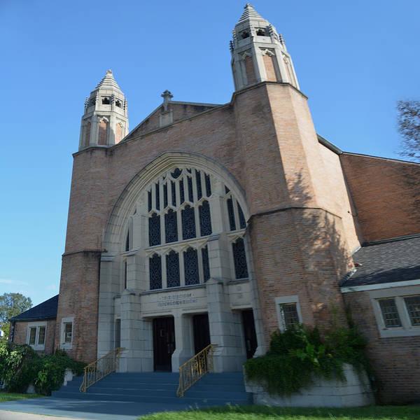 Photograph - Baptist Church by Maggy Marsh