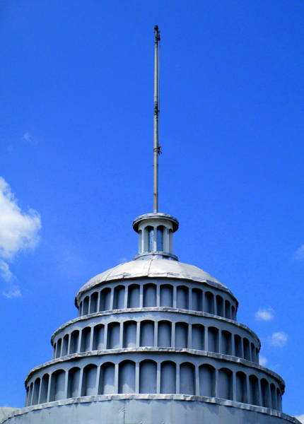 Barbeque Photograph - Barbeque Capitol by Randall Weidner