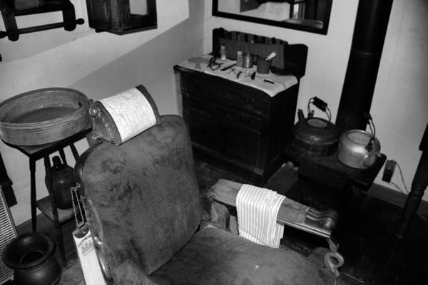 Wall Art - Photograph - Barber Shop by Dan Sproul