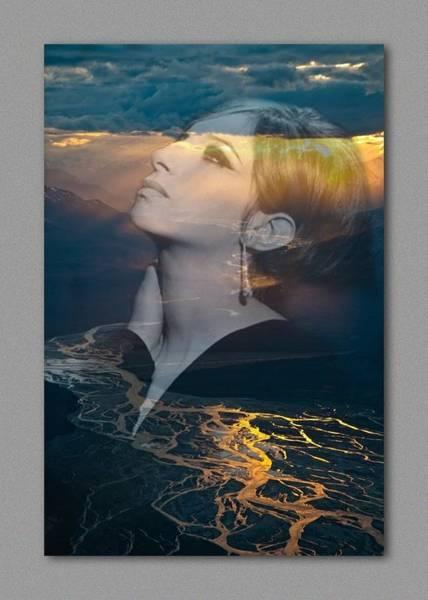 Barbra's Vision Art Print