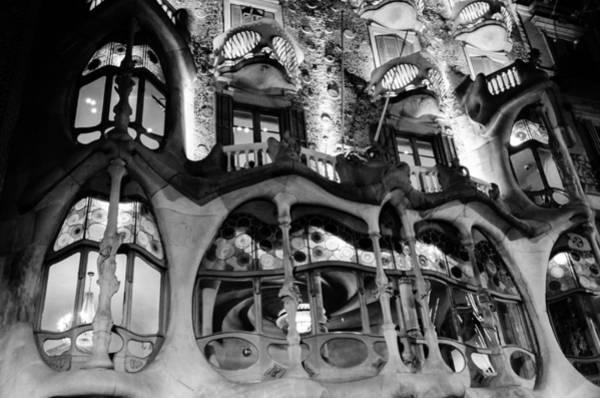 Barcelona - Casa Batllo Art Print