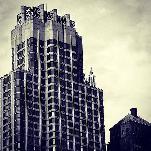 Wall Art - Photograph - Barclay Tower - Ny (2005 - 2007) by Joel Lopez