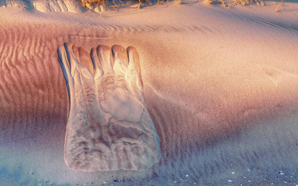 Photograph - Barefoot On Long Island by JC Findley