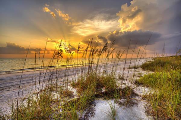 Photograph - Barefot Sunset by Sean Allen