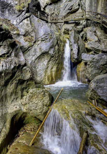 Photograph - Barenschtzklamm Gorge by Ivan Slosar