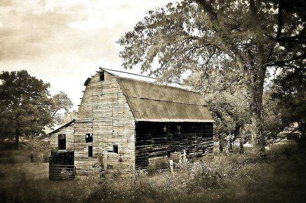 Photograph - Barn 55 by Marty Koch