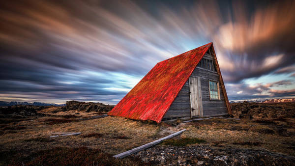 Roofs Photograph - Barn by Sus Bogaerts