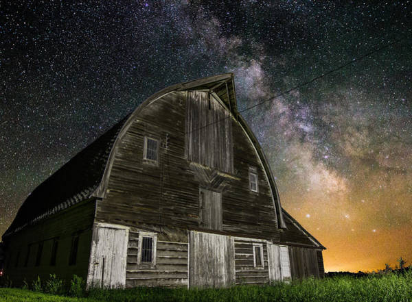 Photograph - Barn Vi by Aaron J Groen