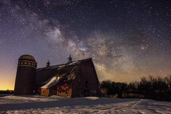 Photograph - Barn Vii by Aaron J Groen