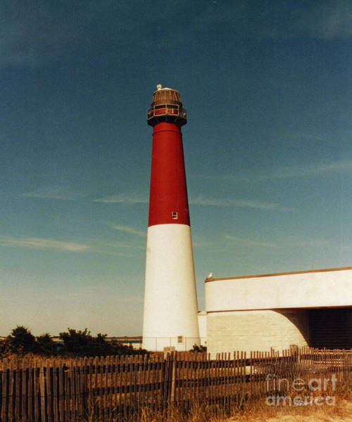 Wall Art - Photograph - Barnegat Light by Timothy Clinch