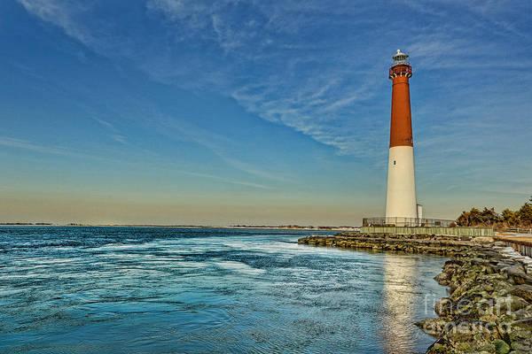 Wall Art - Photograph - Barnegat Lighthouse - Lbi by Lee Dos Santos