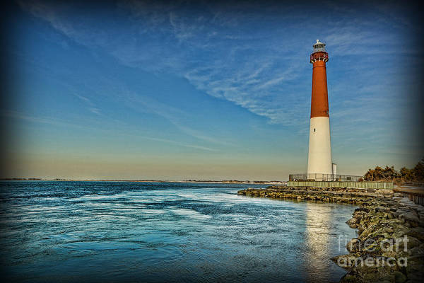 Wall Art - Photograph - Barnegat Lighthouse II - Lbi by Lee Dos Santos