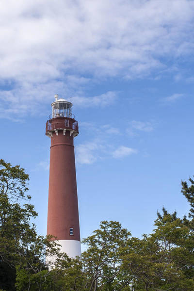Photograph - Barnegat Lighthouse New Jersey by Terry DeLuco