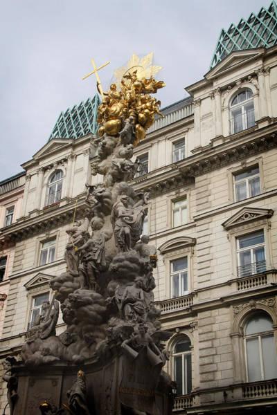 Photograph - Baroque Sculpture by Nancy Ingersoll