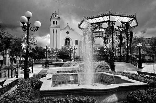 Photograph - Barranquitas 5612bw by Ricardo J Ruiz de Porras