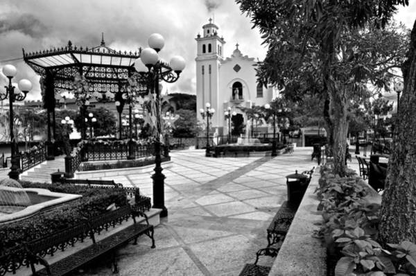Photograph - Barranquitas 5646bw by Ricardo J Ruiz de Porras