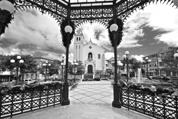 Photograph - Barranquitas 5658bw by Ricardo J Ruiz de Porras