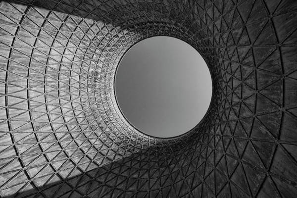 Silo Photograph - Barrel Sky by Jure Kravanja