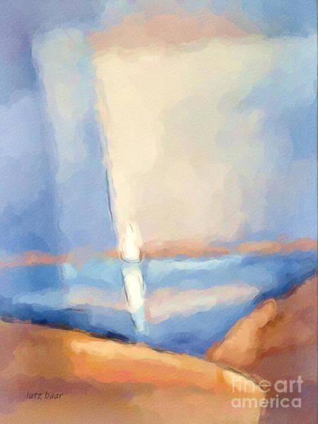 Barren Coast Art Print