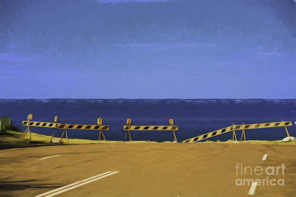 Wall Art - Photograph - Barriers by Sheila Smart Fine Art Photography
