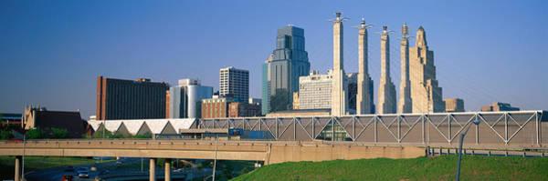 Economics Photograph - Bartle Hall Kansas City Mo by Panoramic Images