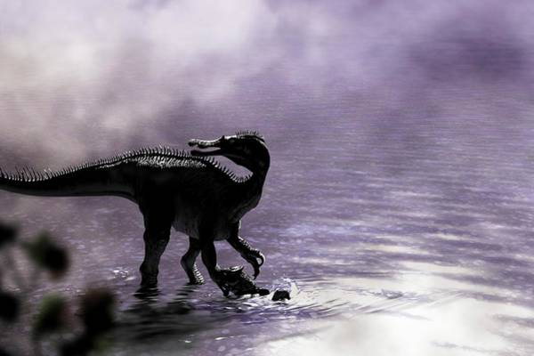 Wall Art - Photograph - Baryonyx Dinosaur by Jaime Chirinos/science Photo Library