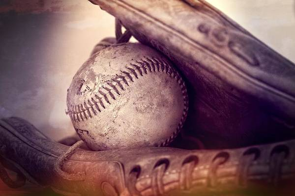 Photograph - Baseball  by Dan Sproul