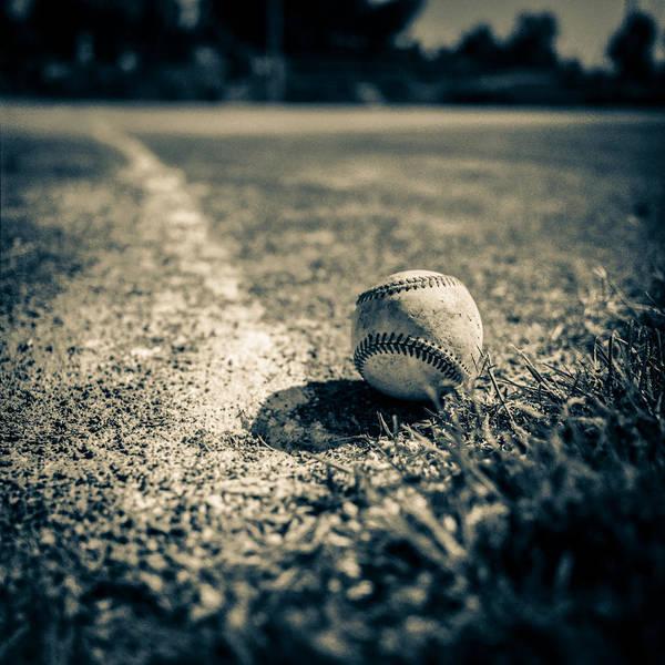 Faucet Photograph - Baseball Field 2 by Yo Pedro