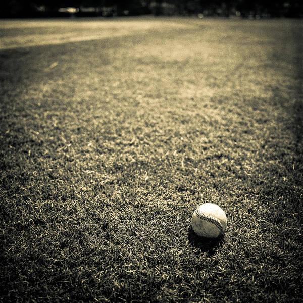Faucet Photograph - Baseball Field 3 by YoPedro