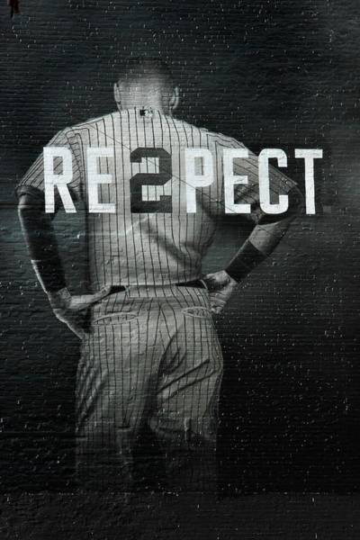 Baseball With Jeter Art Print