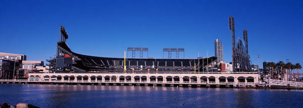 May Day Photograph - Baseball Park At The Waterfront, At&t by Panoramic Images